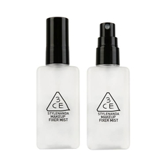 Xịt khoáng 3CE Makeup Fixer Mist (For Makeup Only)