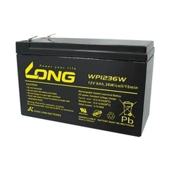 Ac quy Long 12V-9Ah (WP1236W)