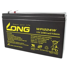 Ac quy Long 12V-6Ah (WP1224W; WPS380)