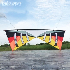 QUAD KITE - BIZART STRONG WIND 2.4M