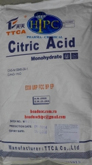 Acid citric monohydrate