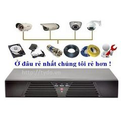 Bộ KIT Camera AVTECH - DVR Kit 06TD