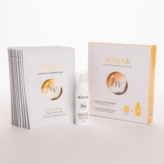 JW BONAK REVITAL C PEPTIDE MASK SET