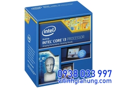 CPU INTEL® CORE™ I3-4170 PROCESSOR (3M CACHE, 3.70 GHZ)