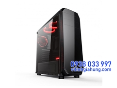 MÁY TÍNH CHƠI GAME/VĂN PHÒNG/ĐỒ HỌA PC GAMING INTEL DC G4600 3.6 GHZ, ASUS H110M-E, KINGSTON 8GB(2*4GB) 2666 FURY HYPERX BLACK, GIGABYTE GTX 1050 TI WINDFORCE OC 4G, SSD ADATA SU800 128GB