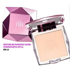 Phấn phủ MISTINE BB DIAMOND super powder SPF 25 PA++