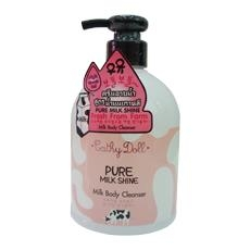 SỮA TẮM PURE MILK SHINE – MILK BODY CLEANSER CATHY DOLL