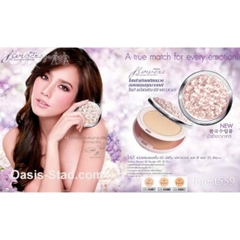 Phấn phủ MISTINE flowers super powder SPF 25 PA++