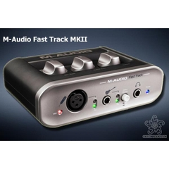 Card sound thu âm M-Audio Fast Track MKII