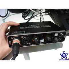 Card sound thu âm USB ROLAND UA-55