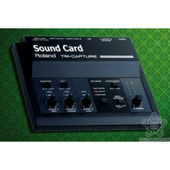 Card sound thu âm ROLAND Tri Capture (UA-33)
