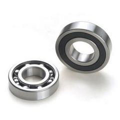 Vòng bi cầu 1 dãy - Deep groove ball bearing, single row