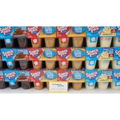 Pudding Snack Pack
