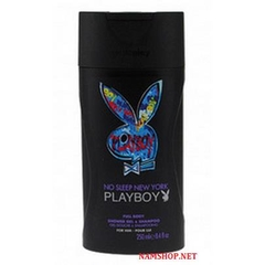 Gel tắm gội cho nam PlayBoy No Sleep New York