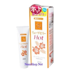 Gel bôi trơn tăng chất nhờn Jex Luve Jelly Hot, made in Japan