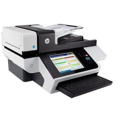Máy quét HP Digital Sender Flow 8500 fn1 Document Capture Workstation