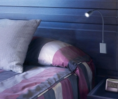 BED WALL LIGHT 3,3W CREE LED-C4 LLIT 446-NSV1