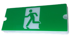 Đèn EXIT LED Weatherproof Emergency Exit Sign WLEX 100M Series