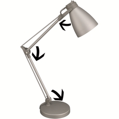 PDE - MH0001 Philips Massive Brand Benjamin 3 Joints Adjustable Table Desk Lamp 40W