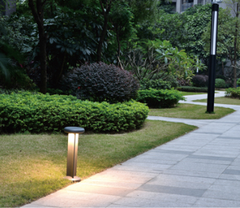Đèn sân vườn IP65 Exterior 5W Decorative LED Bollard Light/Outdoor LED lawn Lamp DHL1636