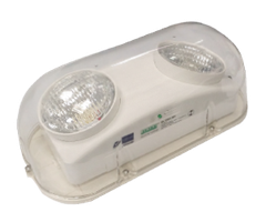 Đèn Khẩn Cấp Weatherproof Decorative LED Twin-Flood Emergency Light DL 2301NM (WP)