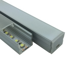 LED ALUMINUM PROFILE RECESSED MOUNTED 	L * W23.23 * H8.77mm