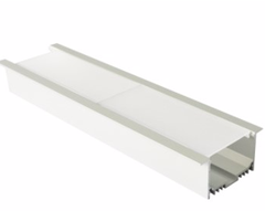 LED Aluminum Profile Recessed Mounted L*W64.48*H32mm