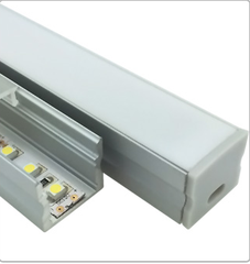 LED ALUMINUM PROFILE RECESSED MOUNTED 	L*W17.2*H15.07mm