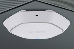 Thiết bị phát WiFi LINKSYS LAPN300 BUSINESS ACCESS POINT WIRELESS WI-FI SINGLE BAND 2.4GHZ N300 WITH POE