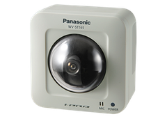 WV-ST165 Pan-tilting HD Network Camera