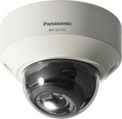 WV-S2131L Super Dynamic Full HD Dome Network Camera