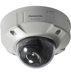 WV-S2531LN Super Dynamic Full HD Vandal Resistant & Weatherproof Dome Network Camera