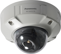 WV-S2531LTN Super Dynamic Full HD Vandal Resistant & Weatherproof Dome Network Camera