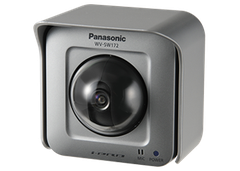WV-SW172 Outdoor Pan-tilting Network Camera