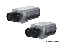 WV-CP634 Super Dynamic 6 Day/Night Camera