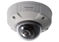 WV-SFV531 Super Dynamic Full HD Vandal Resistant & Weatherproof Dome Network Camera