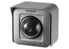WV-SW175 Outdoor Pan-tilting HD Network Camera