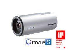 WV-SP105 HD Network Camera