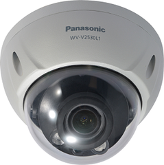 WV-V2530L1 Full HD Weatherproof Dome Network Camera
