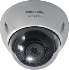 WV-V2530LK Full HD Weatherproof Dome Network Camera