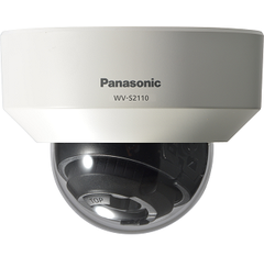 WV-S2110 Super Dynamic HD Dome Network Camera