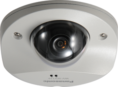 WV-SFV110M Super Dynamic HD Vandal Resistant Dome Network Camera