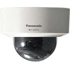 WV-S2231L Super Dynamic Full HD Vandal Resistant Dome Network Camera