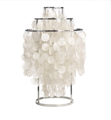 ĐÈN BÀN VERPAN FUN 1TM TABLE LAMP CHROME SS