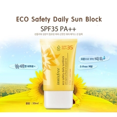 Kem chống nắng Innisfree Daily UV Protection Cream Mild SPF35