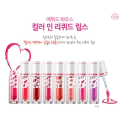 Son Color in Liquid Etude