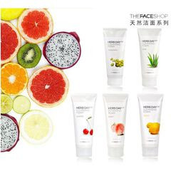 Sữa rửa mặt Herbday The Face Shop