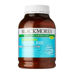 Dầu cá - Blackmores Odourless Fish Oil
