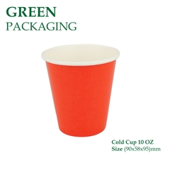 Ly Giấy Cold Cup 10 OZ