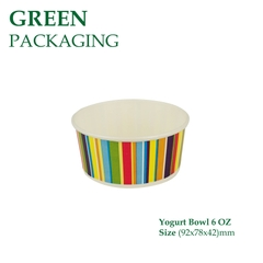 Ly Yogurt 6 OZ (92x78x42)mm